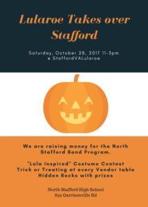 LuLaRoe Fundraiser @ North Stafford High School